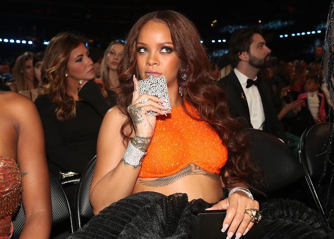 את קצת המלכה שלנו. ריהאנה (gettyimages)