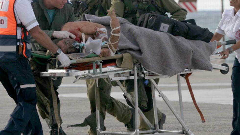 תומר בוהדנה מפונה במלחמת לבנון השניה (צילום: אלעד גרשגורן)