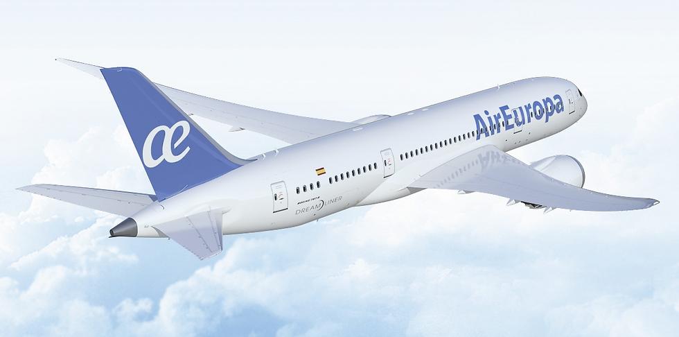 אייר אירופה מציעה טיסה ארוכה וזולה רק עם תיק יד (צילום: אייר אירופה) (צילום: אייר אירופה)