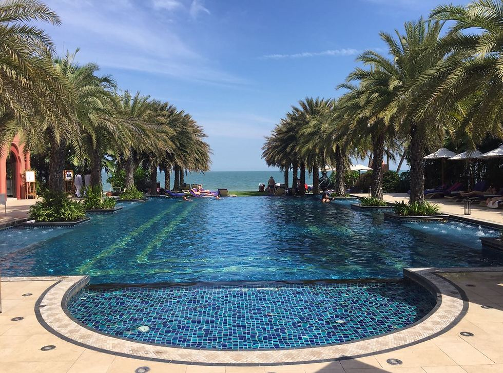 Marrakesh Hua Hin Resort & Spa (Photo: Gaby Zohar)