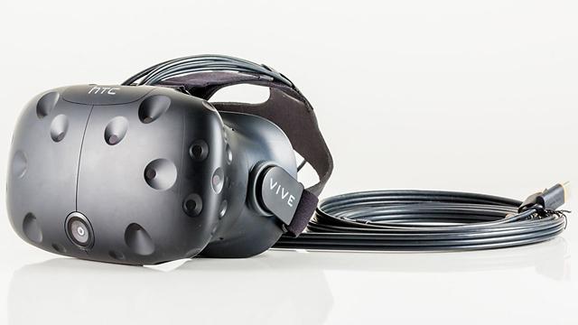משקפי Vive של HTC. מחפשת את הדור הבא (צילום: HTC) (צילום: HTC)