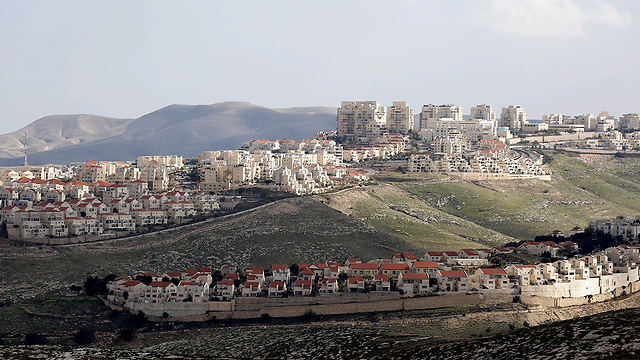 Ma'ale Adumim (Photo: EPA) (Photo: EPA)