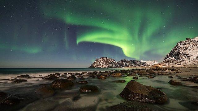 בלי טיפת אור מלאכותי: לראות את הזוהר הצפוני ולהתאהב מחדש (צילום: ארז מרום)