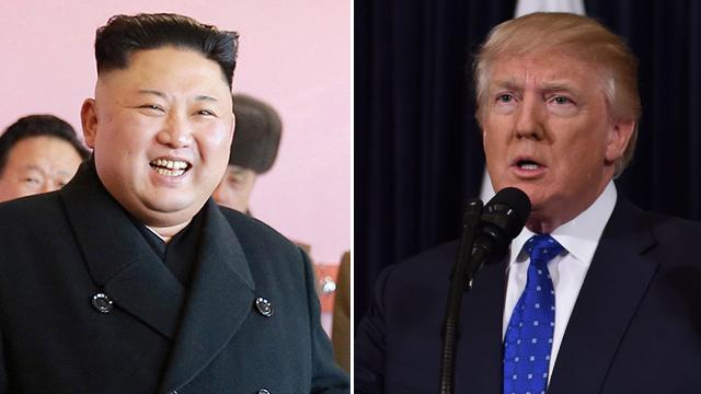 Trump and Kim Jong Un (Photo: Reuters, AFP)