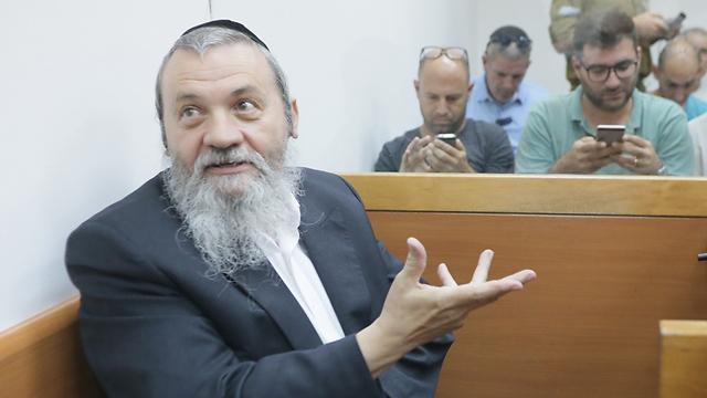 Shimon Sar (Photo: Yaron Brener) (Photo: Yaron Brener)