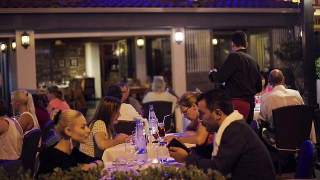 ההמלצה של דקלה: בקשו מהשף שיבשל שלכם ארוחה בצורה חופשית ללא תפריט (צילום: דקלה סמית')