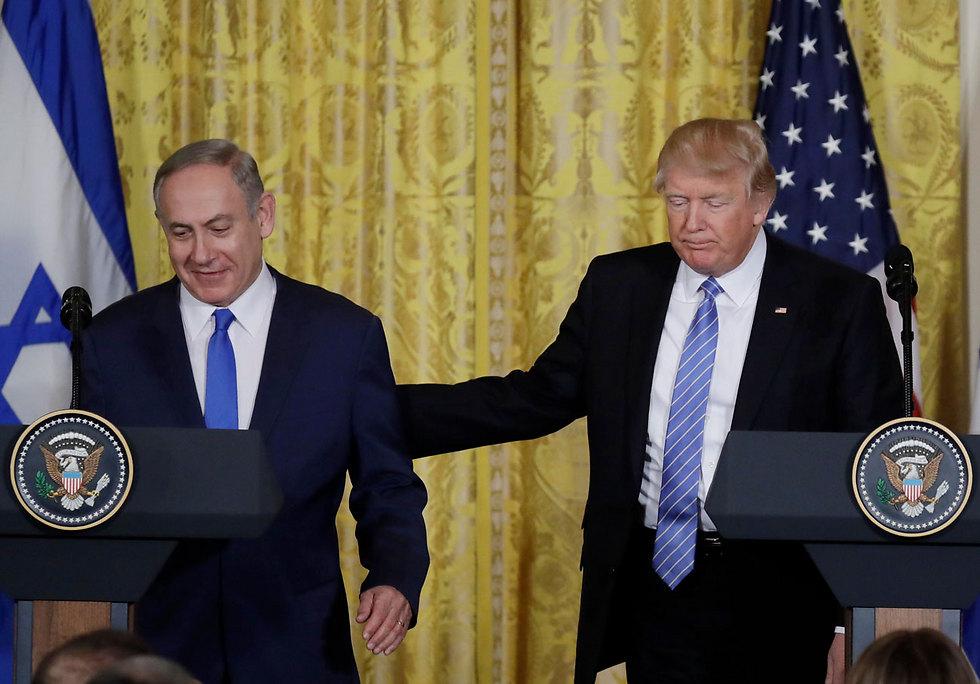Трамп и Нетаниягу. Фото: АР