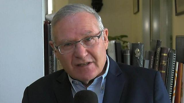 Amos Yadlin (Photo: Matan Turkia)