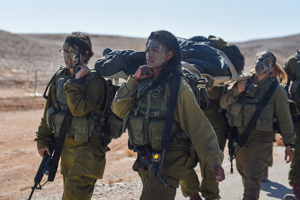 (Photo: IDF Spokesperson) (Photo: IDF Spokespersons Unit)