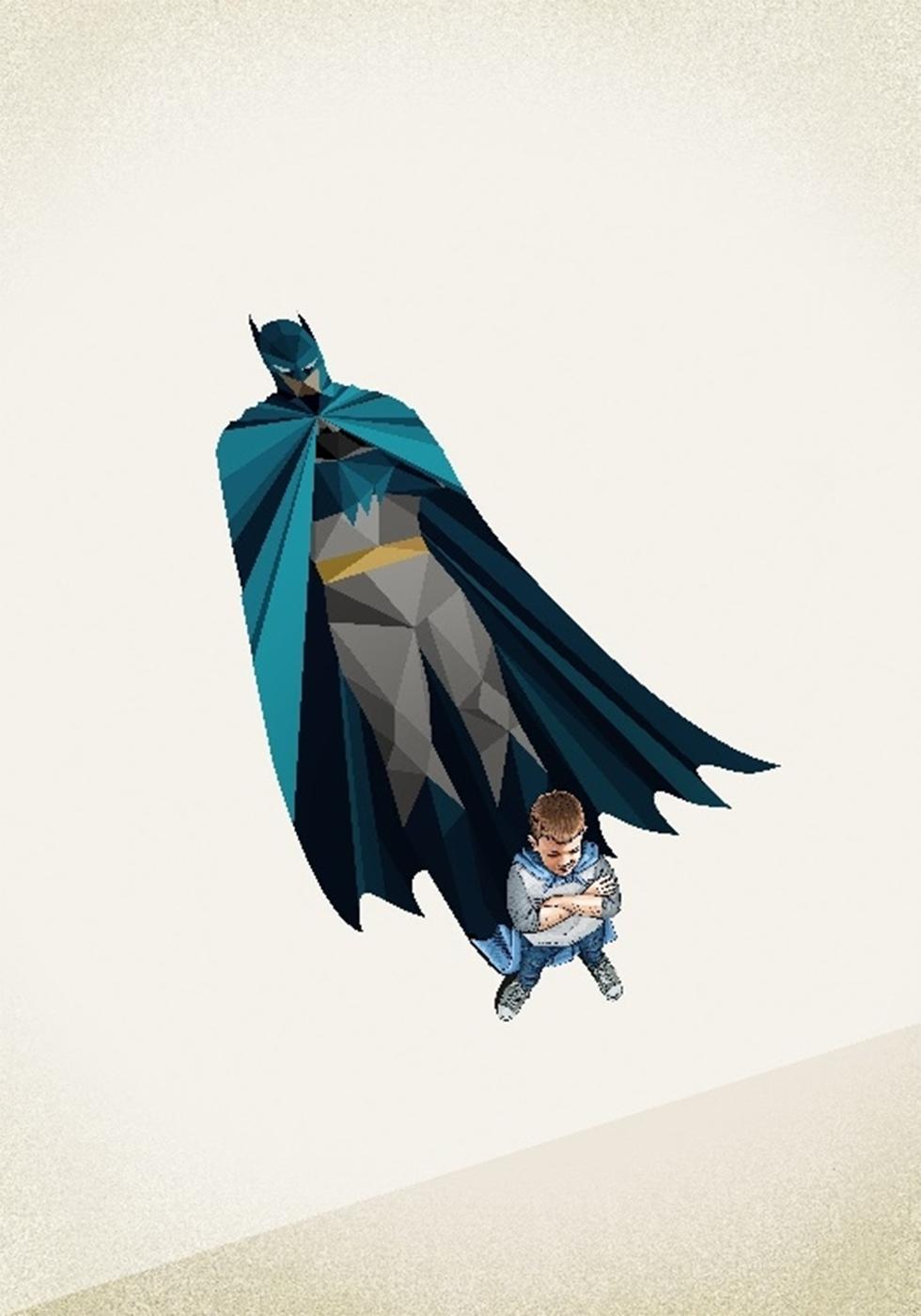 ג'יסון רטליף, באטמן (ג'יסון רטליף צלליות על באטמן) (ג'יסון רטליף צלליות על באטמן)
