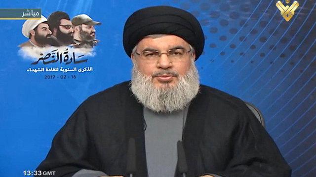 Secretary-General of Hezbollah, Hassan Nasrallah