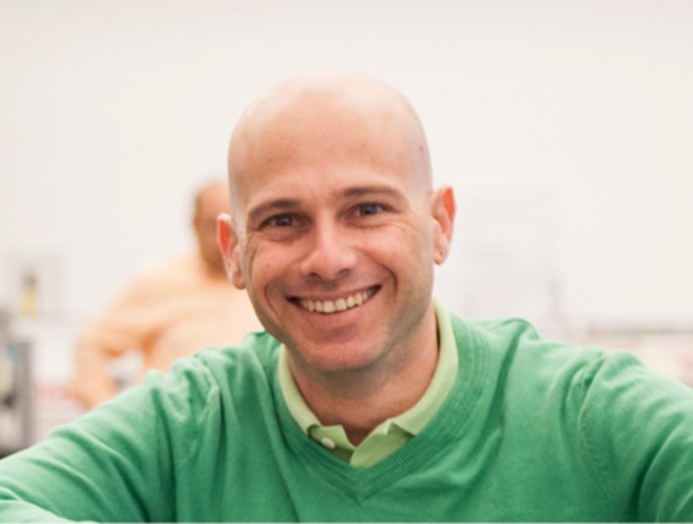 אסף גלזר, יוזם NANIT , מארח את אירוע הבוגרים של הטכניון בניו יורק.