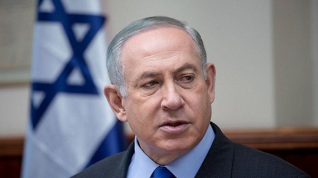 ראש הממשלה, בנימין נתניהו (צילום: אוליבייה פיטוסי) (צילום: אוליבייה פיטוסי)
