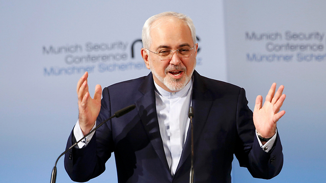 Iranian Foreign Minister Zarif (Photo: Reuters)