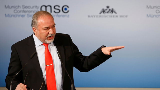 Avigdor Lieberman (Photo: Reuters)