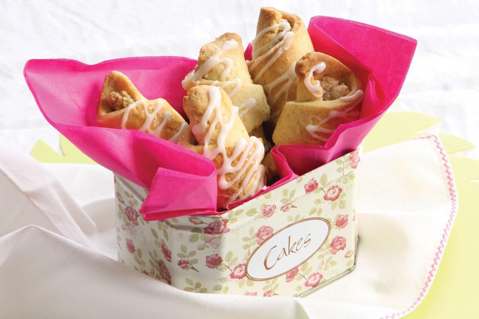 עוגיות אגוזים (צילום: דני לרנר, סגנון: נעמה רן)