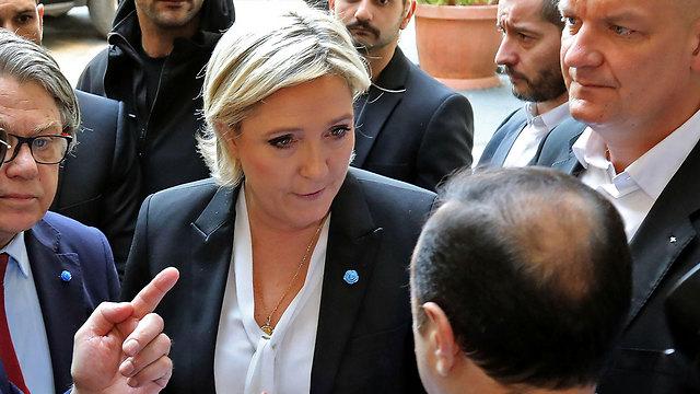 Marine Le Pen (Photo: AFP)