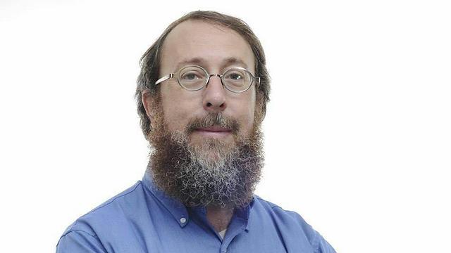 """""""מתנות חינם למגזר החרדי"""". הרב אהרון ליבוביץ'  (צילום: נעם פיינר) (צילום: נעם פיינר)"""