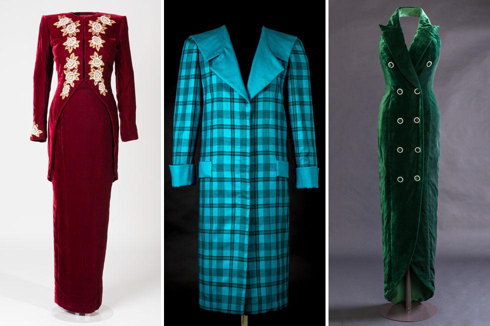 """""""דיאנה היתה אחת הנשים המצולמות ביותר בעולם, וכל בחירה אופנתית שעשתה נבחנה מקרוב"""". מתוך התערוכה Diana: Her Fashion Story  (צילום: Historic Royal Palaces)"""