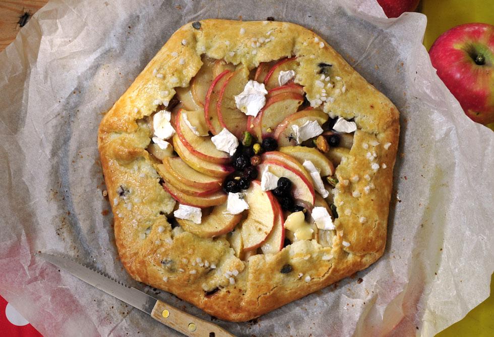 כדאי להשתמש בפינק ליידי. גאלט תפוחים (צילום: אפרת מוסקוביץ)