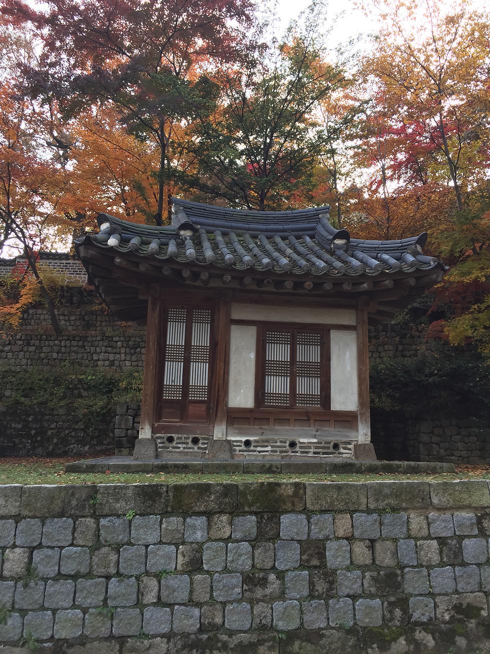 ביתן לשלווה והגות, מתחם צ'אנגדאוקגונג