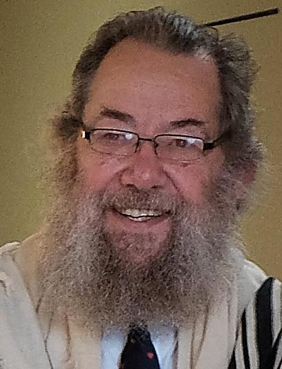הרב פרופ' אברהם יצחק (ארט) גרין (צילום: דייויד פרנק) (צילום: דייויד פרנק)
