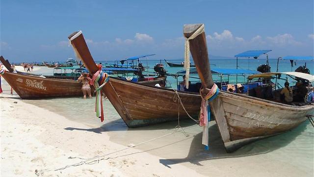 כבר החלטתם איך תטוסו השנה לתאילנד? (צילום: ליאור קורן)