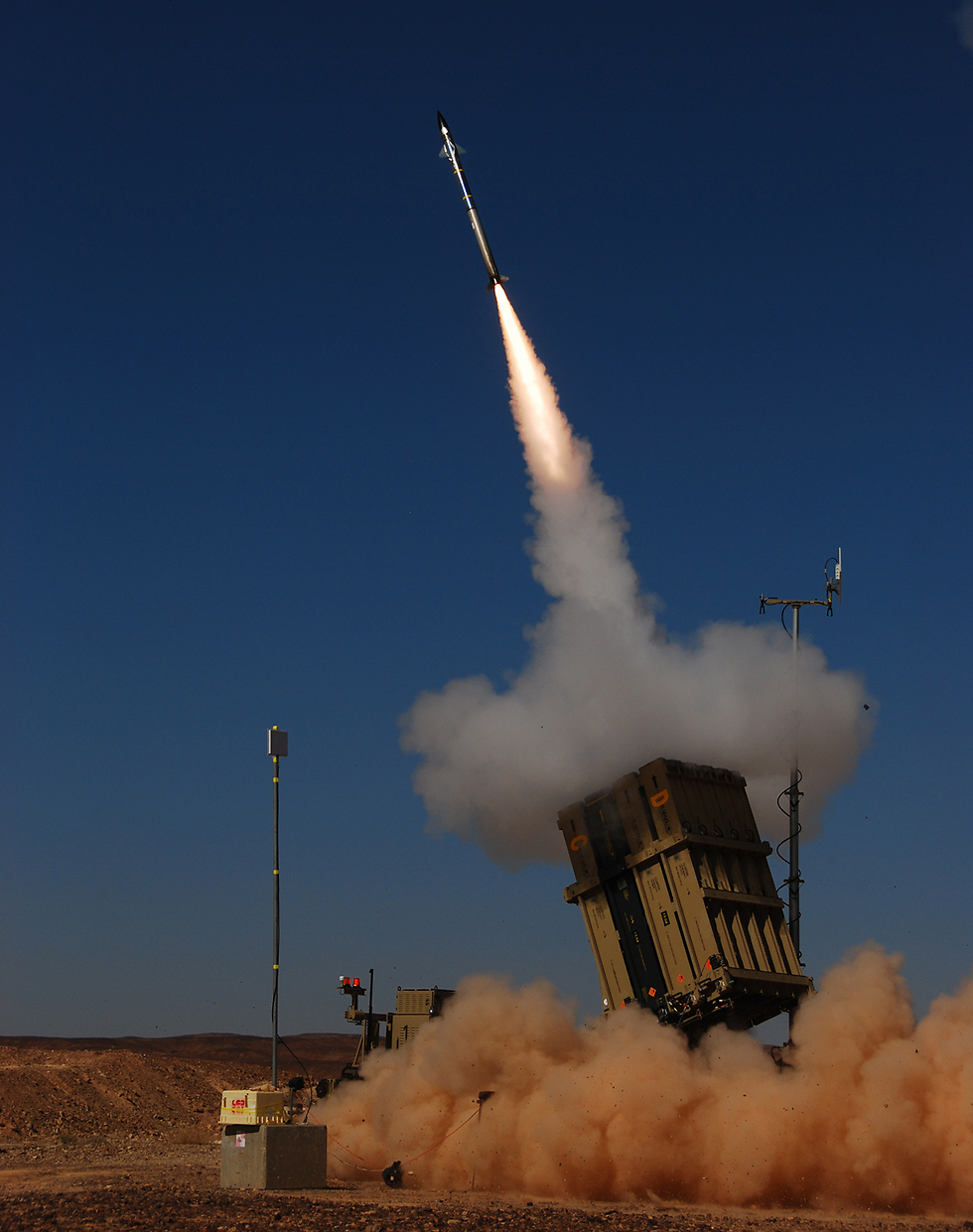 The upgraded Iron Dome (Photo: Ministry of Defense) (Photo: Ministry of Defense)