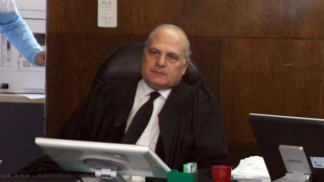 Judge George Karra (Photo: Shaul Golan) (Photo: Shaul Golan)