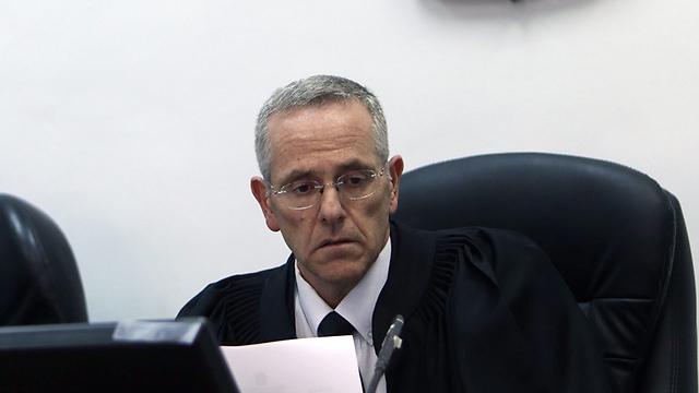 Judge David Mintz (Photo: Alex Kolomoisky) (Photo: Alex Kolomoisky)