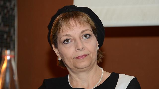 Judge Yael Vilner (Photo: Yair Sagi) (Photo: Yair Sagi)