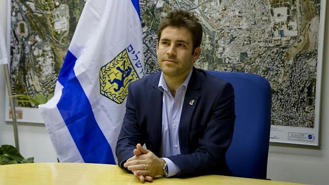 עופר ברקוביץ' (צילום: שרון גבאי)
