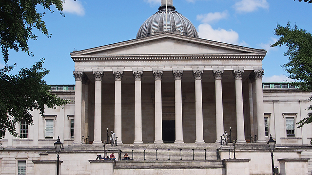 University College London (Photo: Shutterstock)