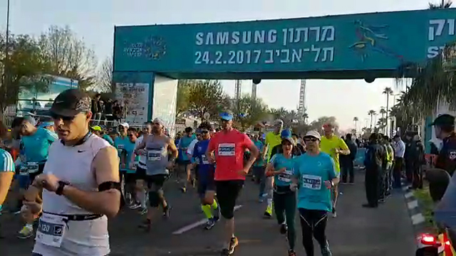 Tel Aviv Marathon 2017 (Photo: Filizr Communications)
