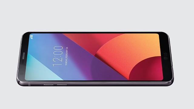 "LG G6 (צילום: יח""צ)"