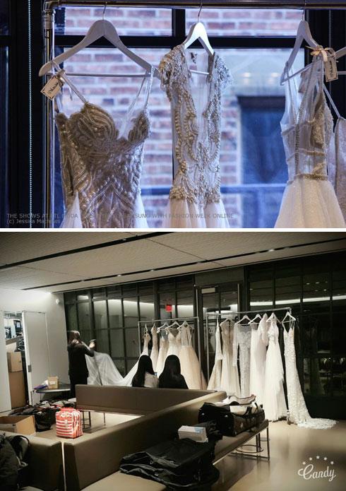 מתוך התצוגה בשבוע האופנה בניו יורק (צילום: FTL MODA)
