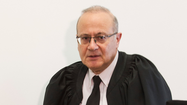 Supreme Court Justice Yosef Elron, head of the inquiry panel  (Photo: Gil Nehushtan)