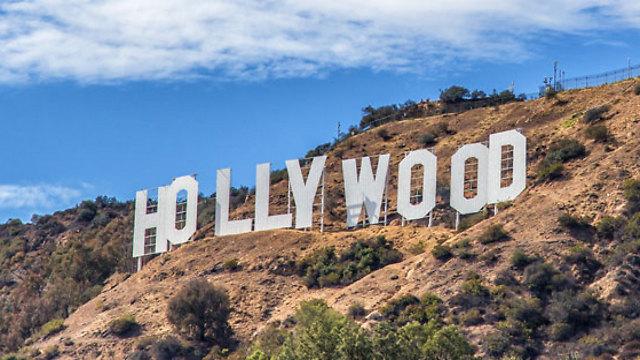 השלט של הוליווד. הדרך מתארכת (צילום: shutterstock)