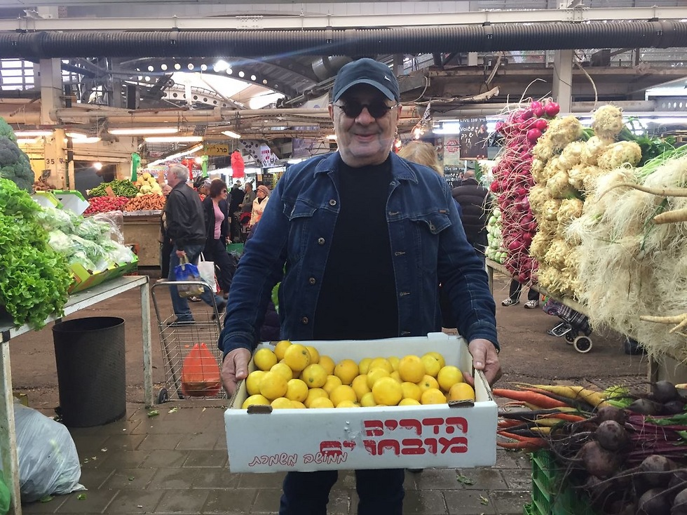מתוק וטעים. תפוז צהוב (צילום: גיא גמזו) (צילום: גיא גמזו)