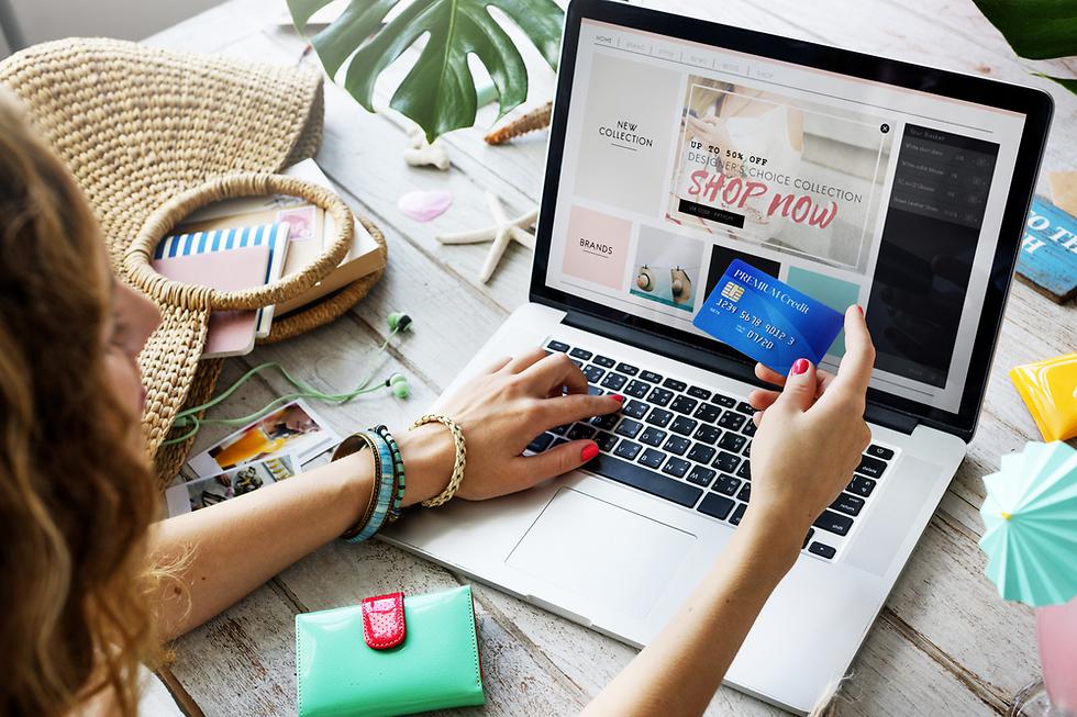 Израильтяне делают все больше покупок в интернете. Фото: shutterstock (צילום: shutterstock)