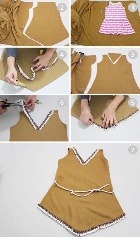 תהליך הכנת השמלה (צילום: חני הרשקוביץ')