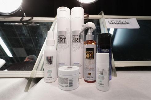 מוצרי עיצוב השיער מסדרת טכני ארט, אשר נתנו מענה לכל הדרישות המקצועיות מאחורי הקלעים. (צילום: Gettyimages)