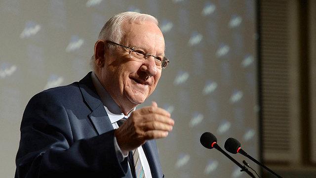 President Reuven Rivlin (Photo: Motti Kimchi)