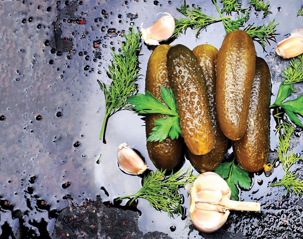 המזונות המותססים שיעשו לכם רק טוב, הקליקו על התמונה (צילום: Shutterstock)