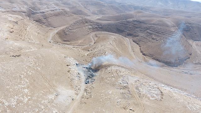 אסון במדבר יהודה (ארכיון)