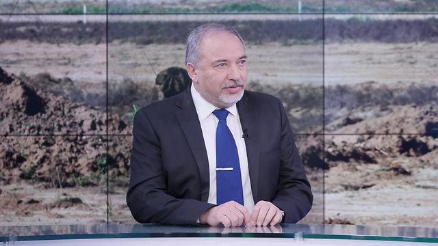 Avigdor Lieberman (Photo: Yaron Berner) (Photo: Yaron Berner)