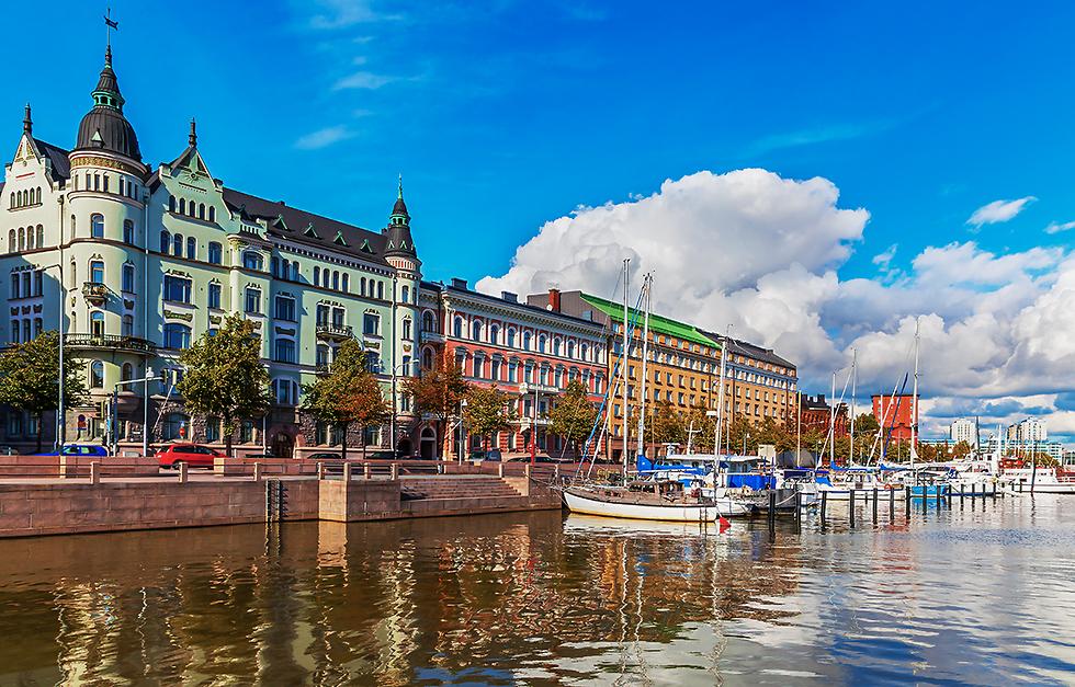 בירת פינלנד: הלסינקי היפה והשקטה (צילום: DepositPhotos)
