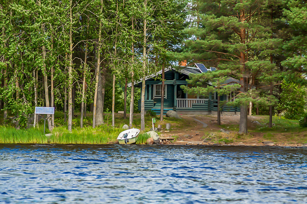 טיול אחר ומקורי בארץ האגמים: פינלנד (צילום: DepositPhotos)