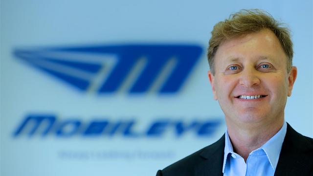 President and CEO of Mobileye Ziv Aviram. Proceeds from the sale of Mobileye will not be used as part of the reserve budget