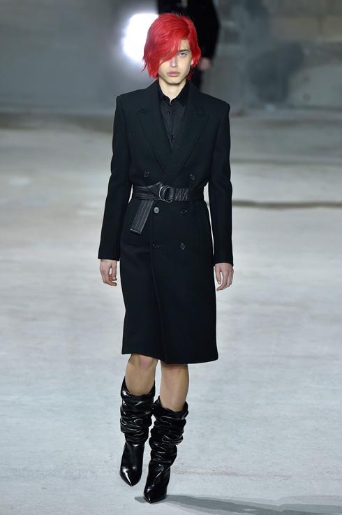 גם הדוגמנית שון לוי מגלה הבוקר כי אמש הצטלמה לקטלוג ולקמפיין של בית האופנה קלואה לחורף הקרוב (צילום: Gettyimages)